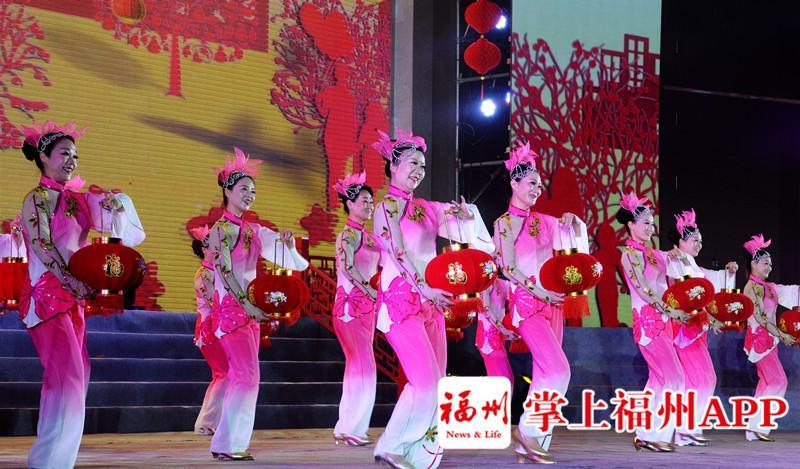 福州举行2018年春节团拜会