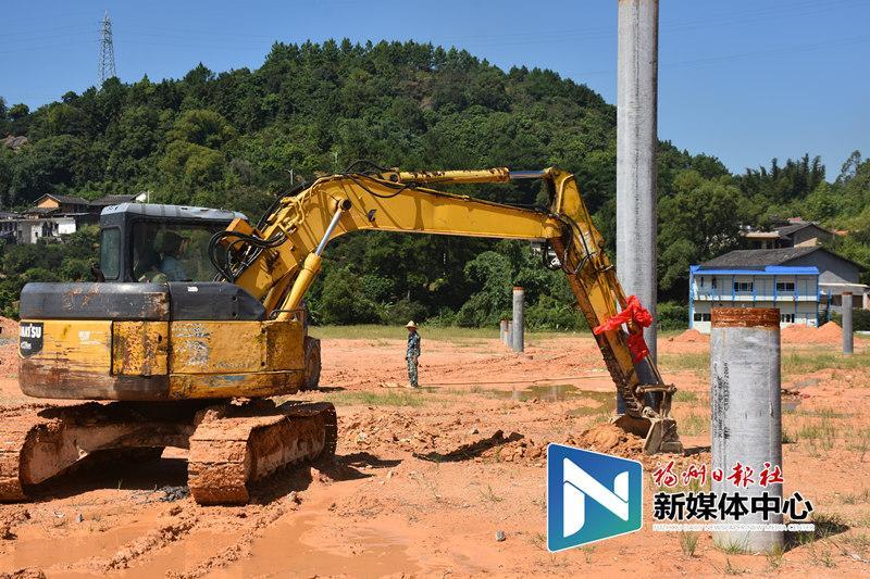 闽清第三季度9个重点项目开工 总投资35.90亿元