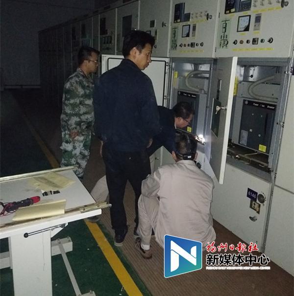 福州贵新、西岭隧道突发电缆故障 来往车辆需谨慎驾驶