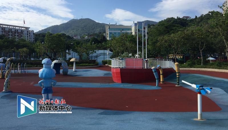 福州市儿童公园戏水园6月1日起向市民免费开放
