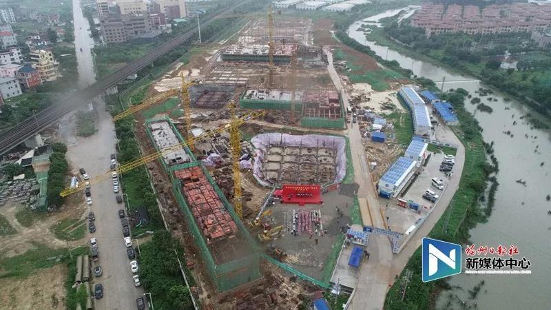 福清市40多个项目集中开工 总投资89亿元