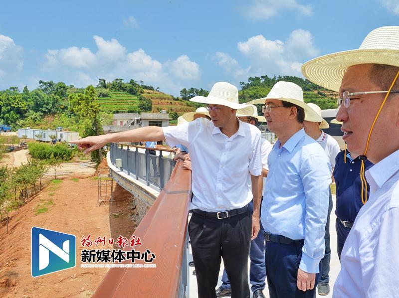 王宁:全力以赴保护好传承好管理好鼓岭文化和自然遗产