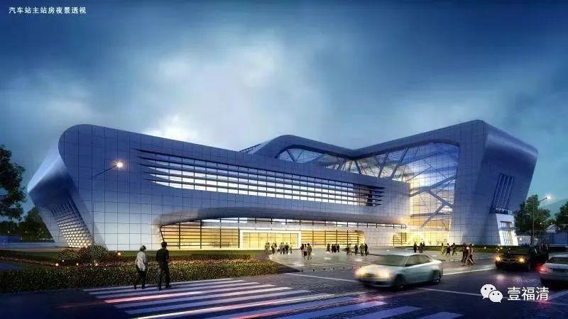 福清龙江汽车客运站将于9月底全面封顶