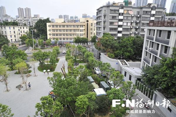 """台江推进精准化立面景观改造工作 提升城市""""颜值"""""""