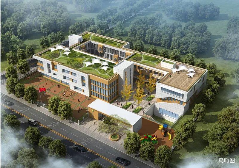 福州市直机关幼儿园新园开建