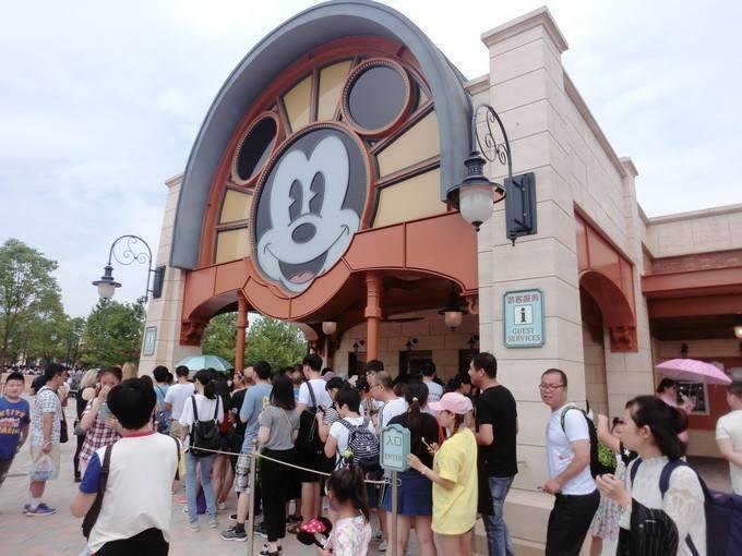 上海迪士尼食品携带细则出炉 禁带整个西瓜、榴莲、泡面