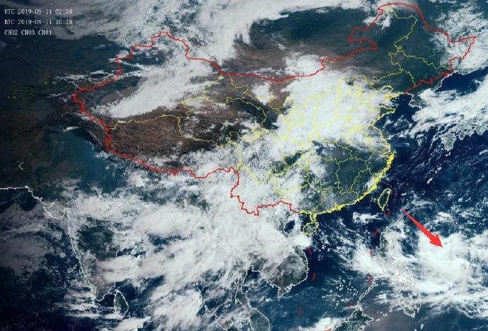 福州人注意!近期2-3个台风将生成!名字都安排上了……
