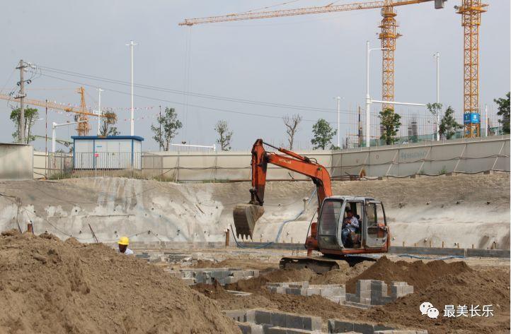 """抓住施工""""黄金周"""" 滨海新城这个项目迎来新进展"""