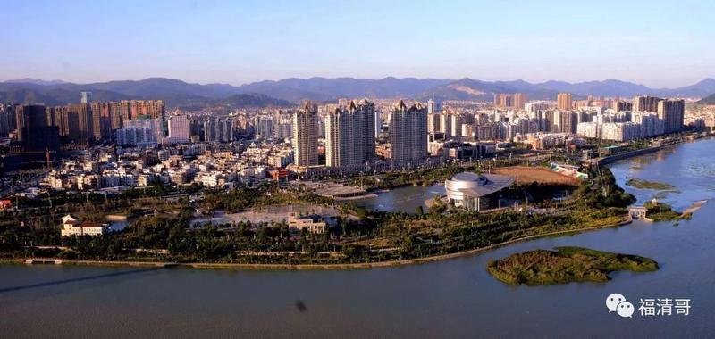 福清在全国百强县市中排名连年进位,秘籍是……