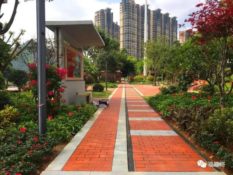 """福清城区""""怀旧公园""""改造完工 正式开放"""