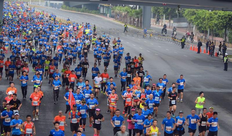 定了!今年福州国际马拉松线路经过南后街!奖金提高