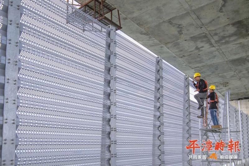 通车倒计时!平潭海峡公铁两用大桥施工进入扫尾阶段
