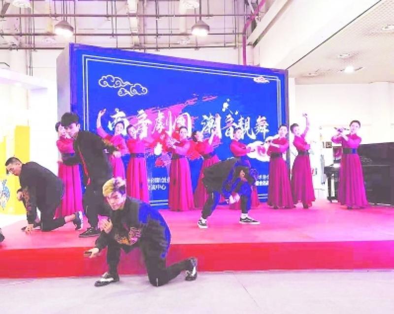 好一个大舞台——闽台家园台湾青年创新创业基地故事