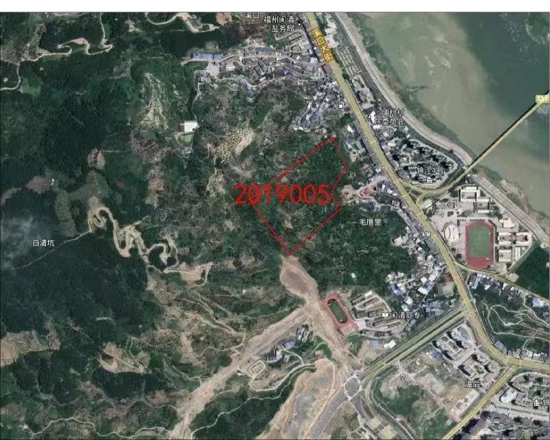 4.01亿元!闽清梅溪新城拍卖出让103亩土地