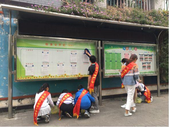 志愿服务成鼓楼大街小巷最美的文明风景