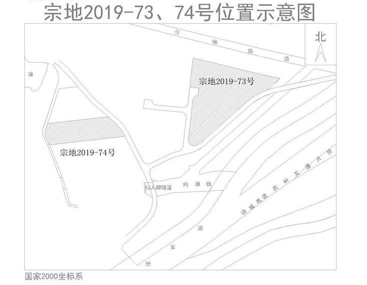 公告!福州城区将公开出让10幅国有建设用地使用权