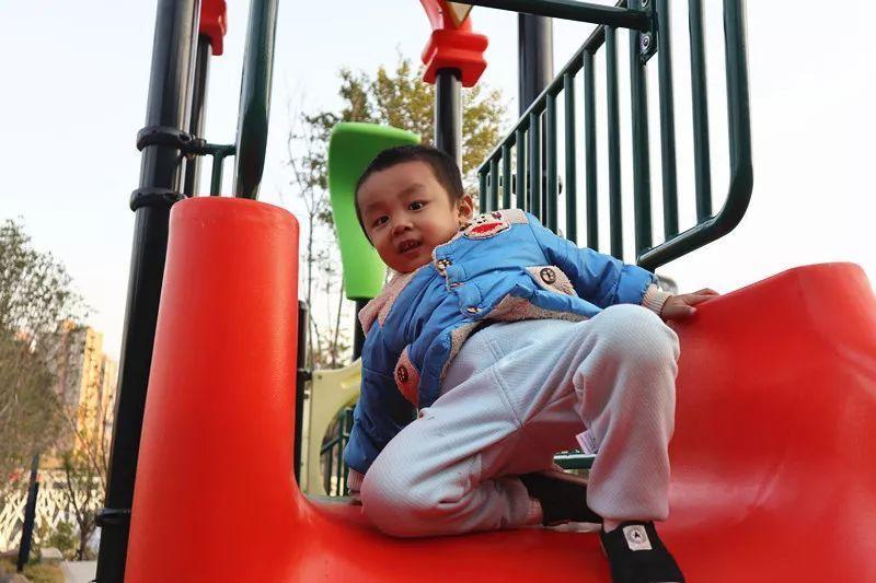 永泰休闲好去处 小汤山生态公园儿童游乐场欢乐多