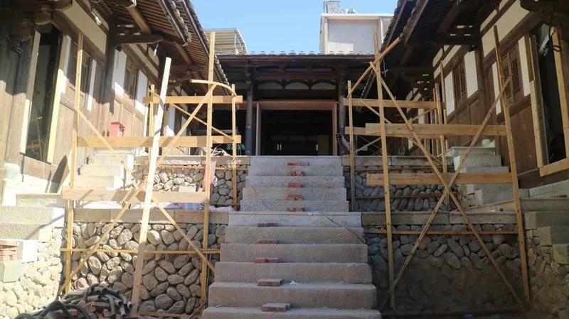 永阳古城登高山历史文化街区二期有望明年初全面开街