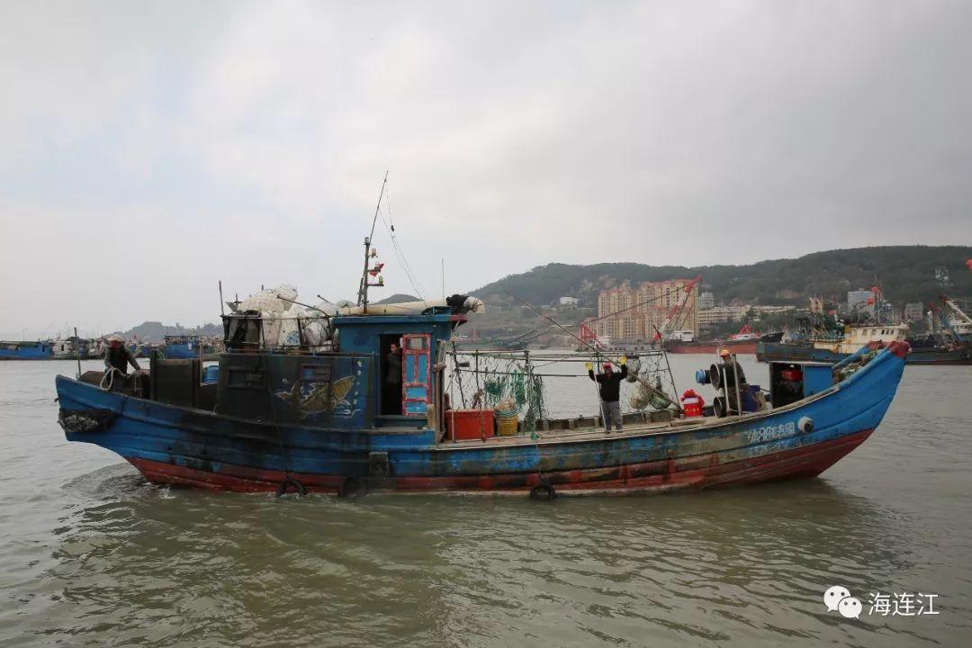 连江黄岐向马祖近期供水工程今天启用