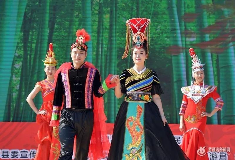 罗源畲族民俗文化小镇新年惊艳亮相