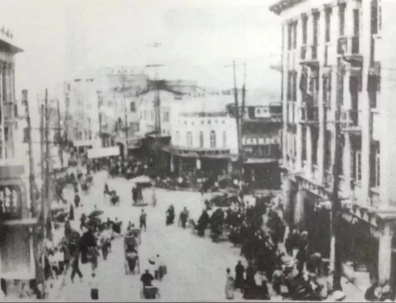 茶亭街、中亭街,台江这两大商圈历史你了解吗?