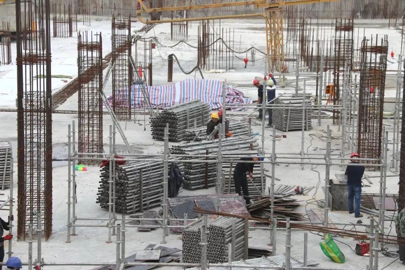 精品酒店、5A级写字楼……滨海新城那迪广场项目有新进展
