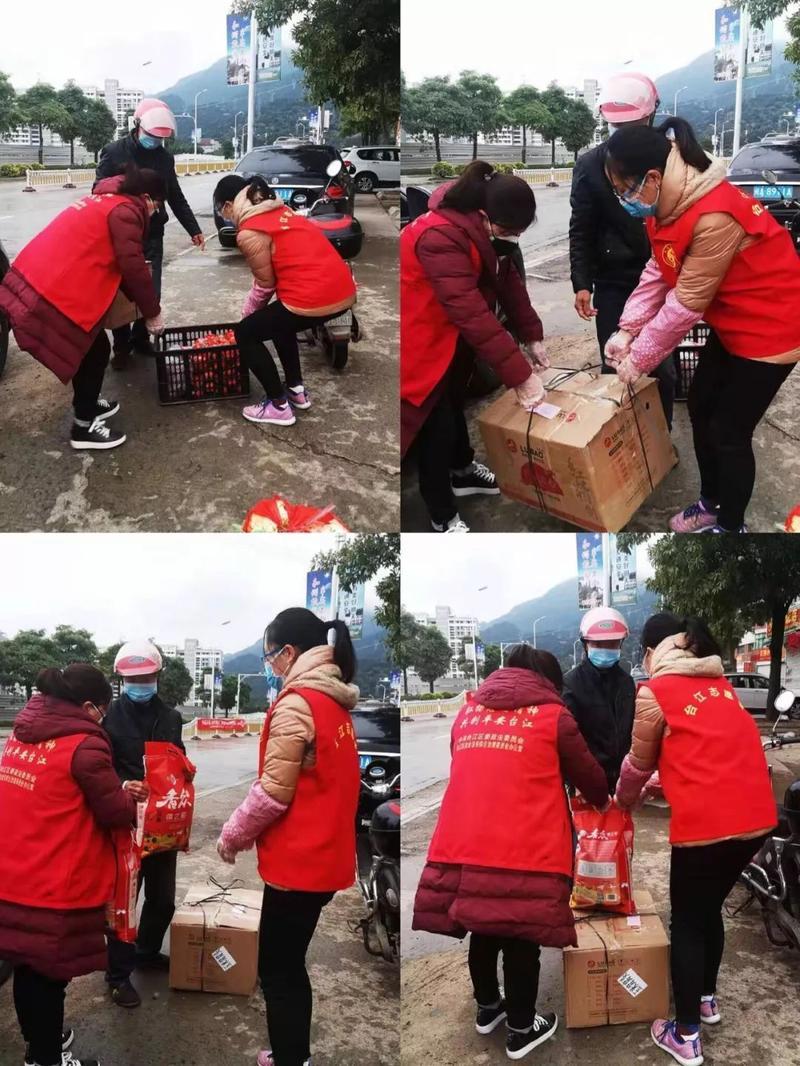 点赞!台江鳌峰街道千方百计为隔离人员亲属送粮