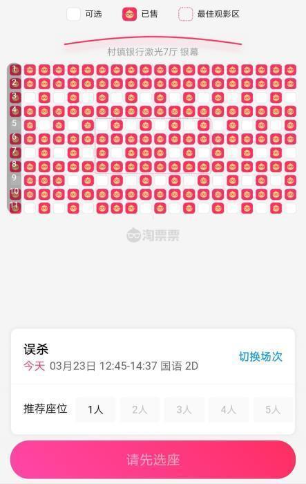 523家影院复工:单日总票房仅过4万,暂无新片可看