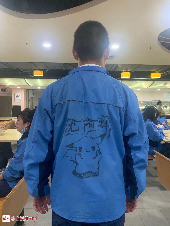 """网红""""灵魂插画""""医生从武汉回到福州后……"""
