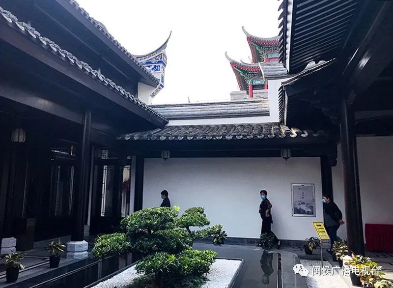 """梦里水乡 来闽越水镇续写一段""""千年情缘"""""""
