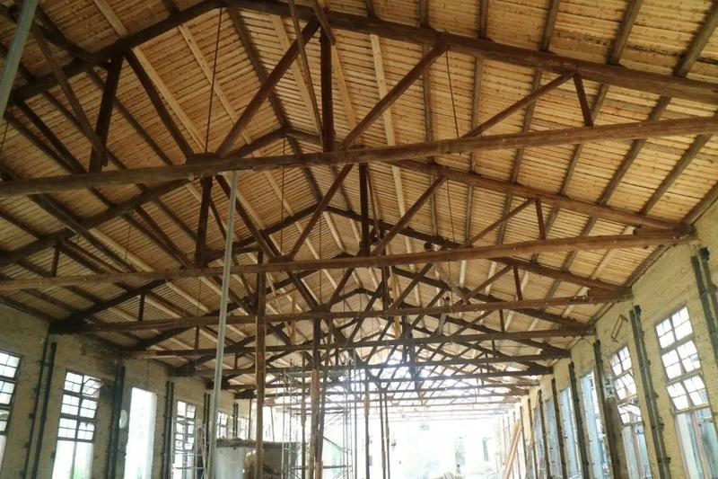老造纸厂升级改造进行中  永泰夜色经济将再添亮点
