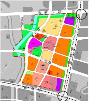 晋安4幅地块拟出让 将建大量安置型商品房