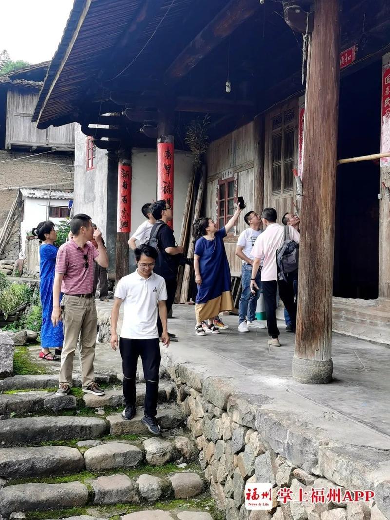 """罗源偏远山村竟成""""网红村""""!许多人来这里寻找""""诗和远方"""""""