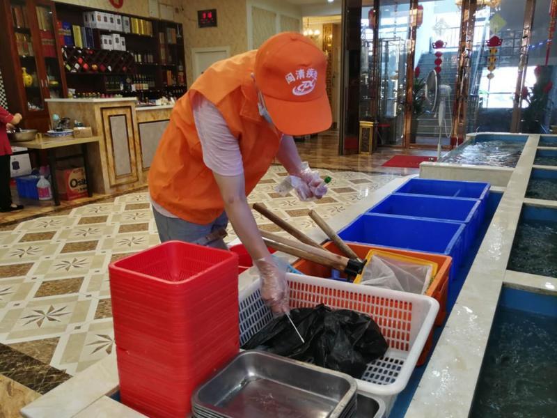 闽清县市场采集165份抽检样本新冠病毒检测全部阴性