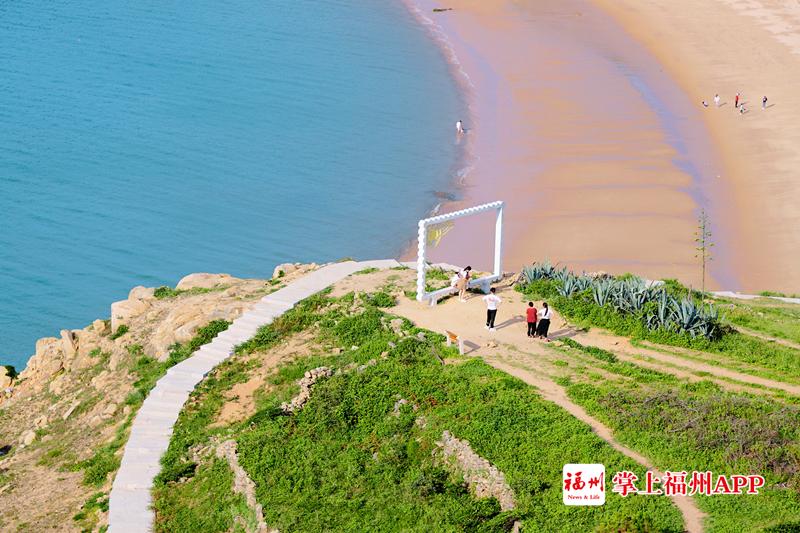 这个夏日,一起去平潭看碧海蓝天