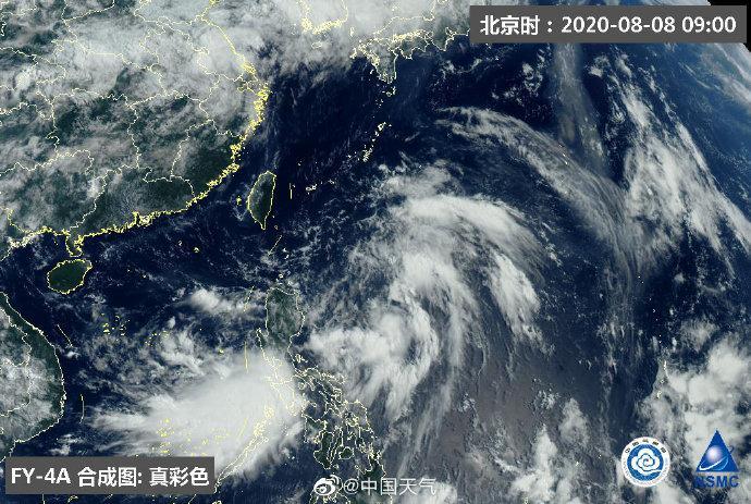 5号台风即将生成!福州将……