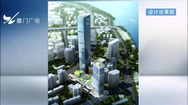 福建这座339米高楼将被拍卖!估值近52亿元!