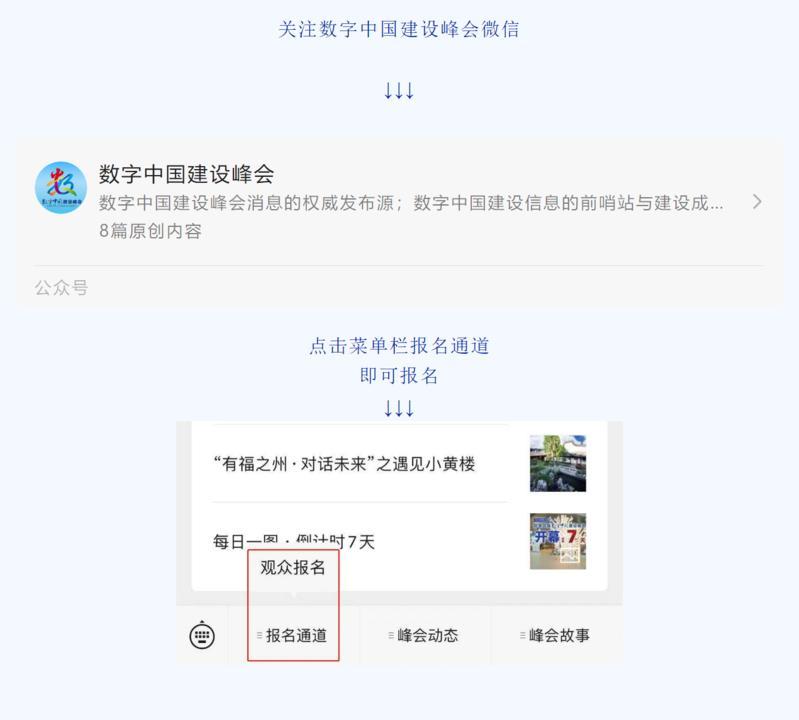 实地探馆!第四届数字中国建设峰会,你想知道的都在这里!