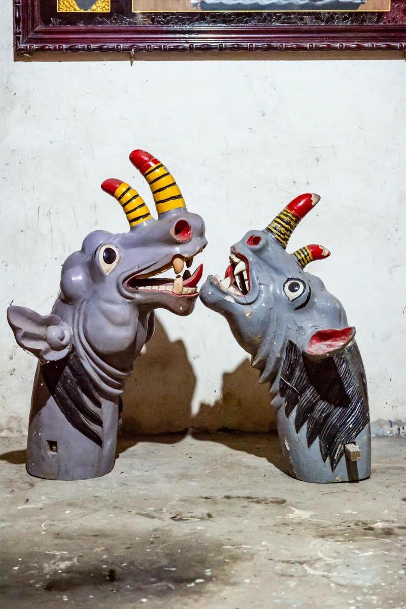 龙虾、犀牛、白马……福州这些龙舟是要划去动物园吗?