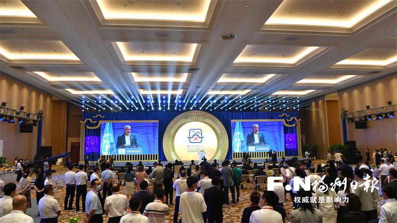 第44届世界遗产大会在福州闭幕