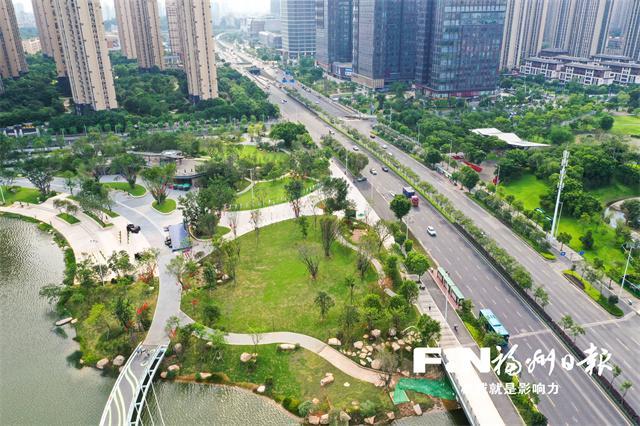 福州:生态优先、绿色发展持续造福市民